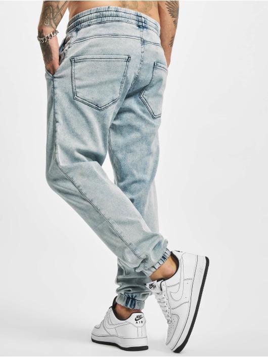 2Y Premium Pantalone ginnico Timur blu