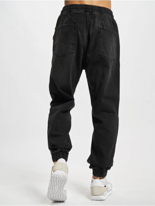 2Y Premium Pantalone ginnico Premium nero