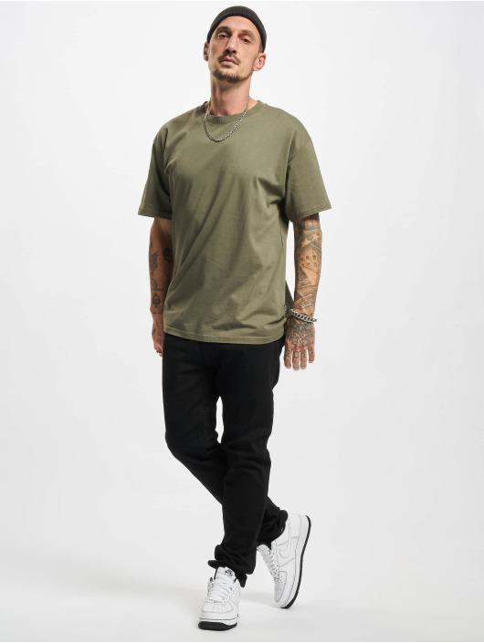 2Y Premium Slim Fit -farkut Premium musta