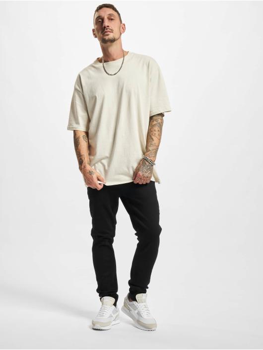 2Y Premium Slim Fit -farkut Puya musta