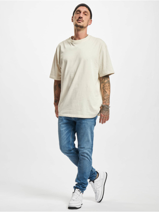2Y Premium Slim Fit Jeans Younes blauw