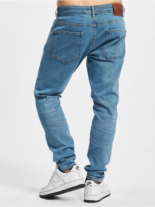 2Y Premium Slim Fit Jeans Yesil blauw