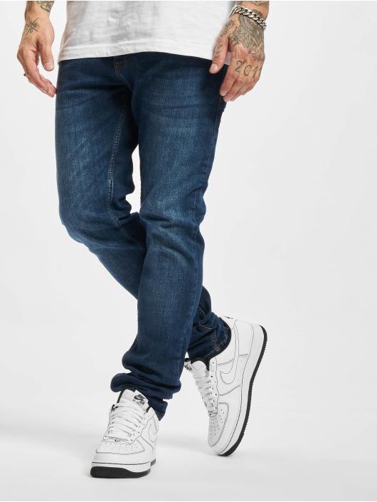2Y Premium Slim Fit Jeans Caner blu