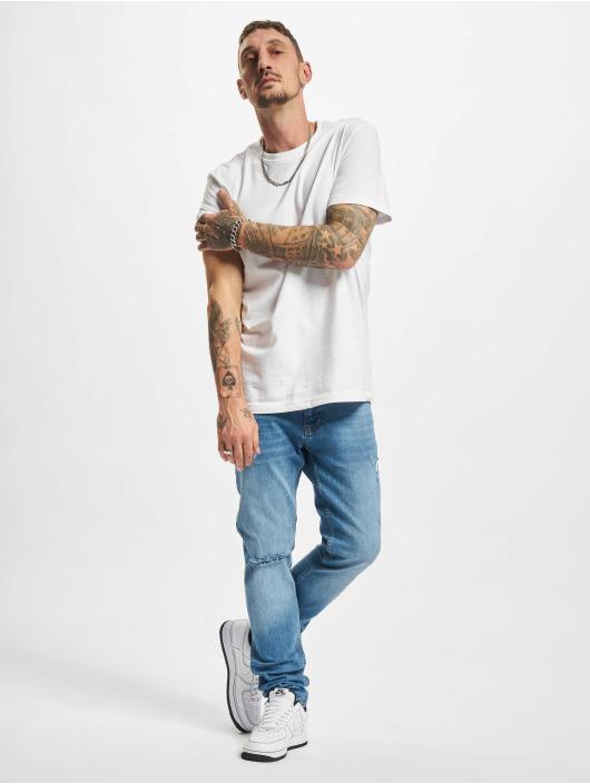 2Y Premium Slim Fit Jeans Malu modrá