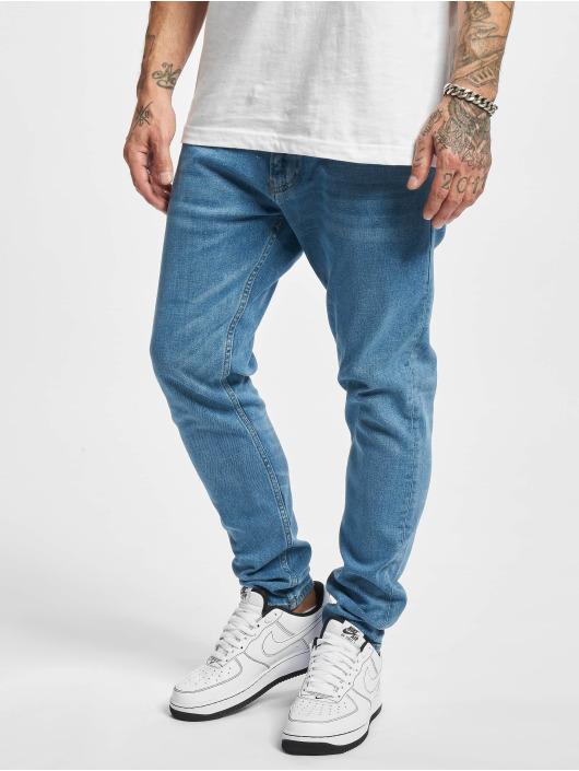 2Y Premium Slim Fit Jeans Yesil modrá