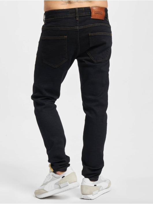 2Y Premium Slim Fit Jeans Premium modrý