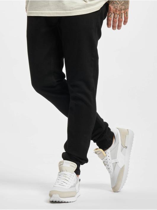 2Y Premium Slim Fit Jeans Puya svart