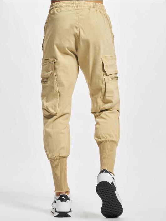 2Y Premium Spodnie Chino/Cargo Devran bezowy