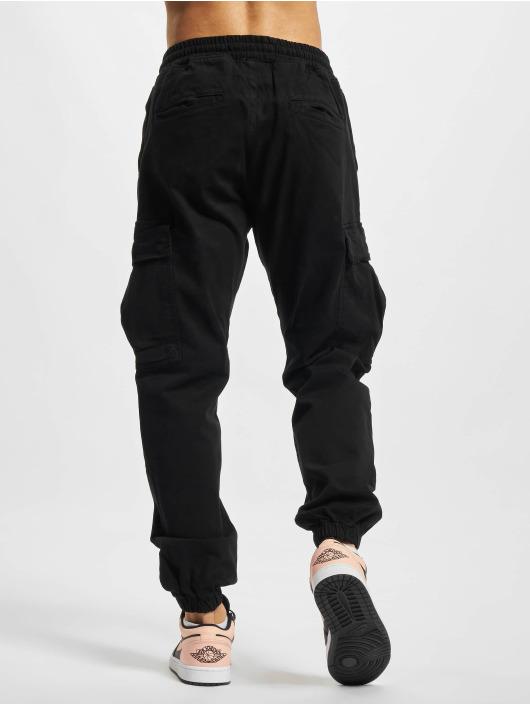 2Y Premium Spodnie Chino/Cargo Premium czarny