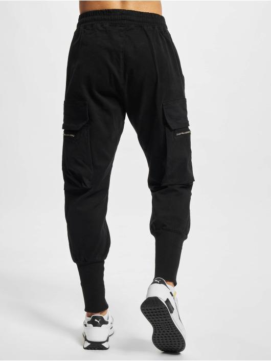 2Y Premium Spodnie Chino/Cargo Devran czarny