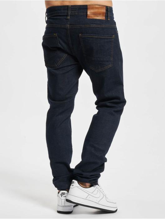 2Y Premium Straight Fit Jeans Premium blå