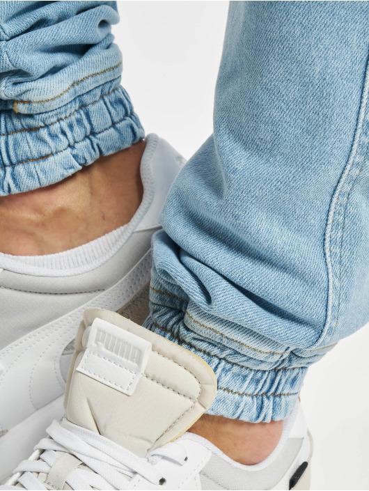 2Y Premium Straight Fit Jeans Yunus blå
