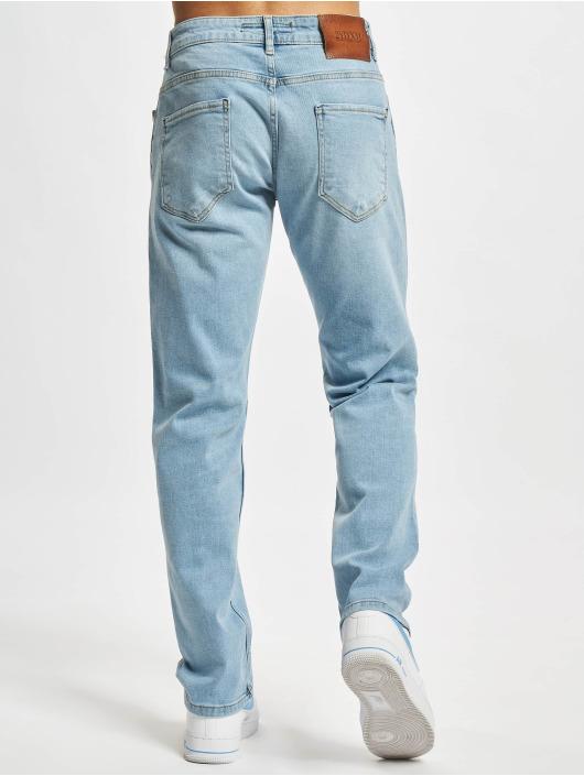 2Y Premium Straight fit jeans Premium blauw