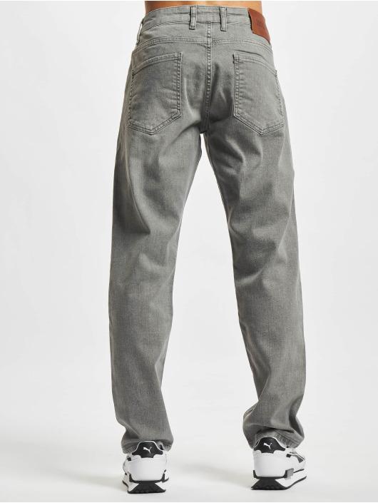 2Y Premium Straight Fit Jeans Mert grå