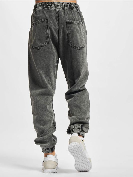 2Y Premium Straight Fit Jeans Denim grey