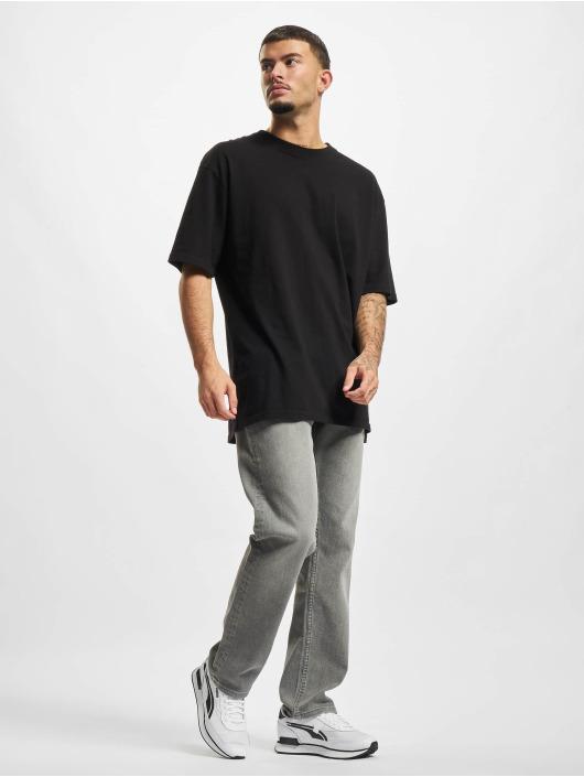2Y Premium Straight fit jeans Mert grijs