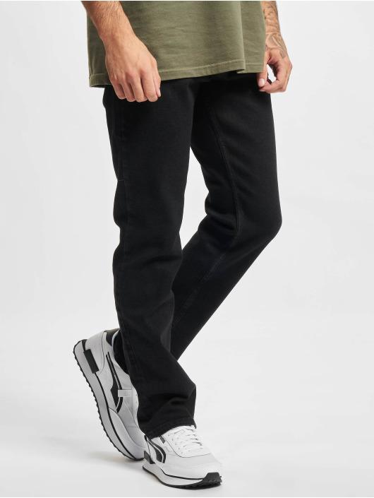 2Y Premium Straight Fit Jeans Premium schwarz