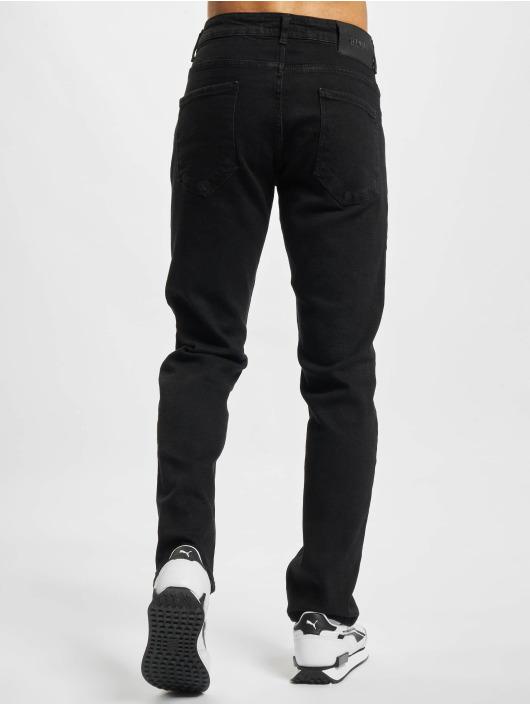 2Y Premium Straight Fit Jeans Premium sort