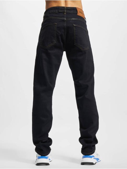 2Y Premium Straight fit jeans Premium zwart
