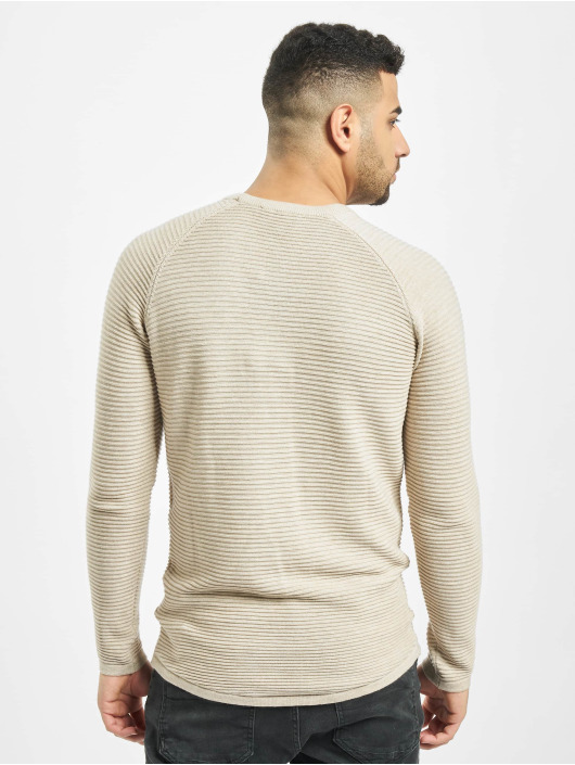2Y Pullover Bark beige