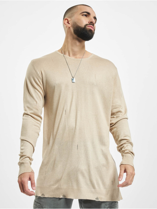 2Y Pullover Rici beige