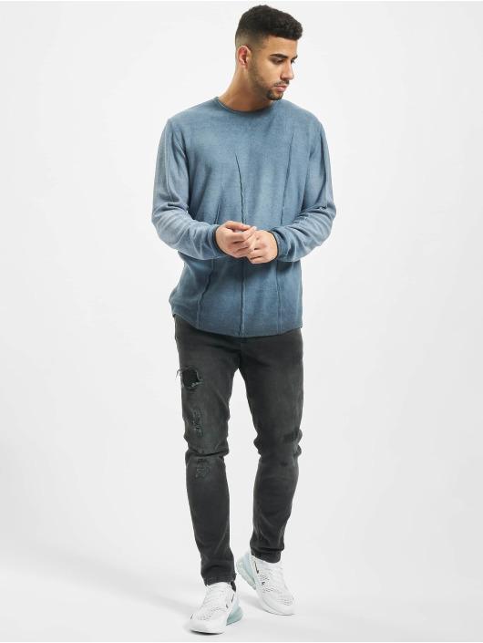 2Y Pullover Beech blue