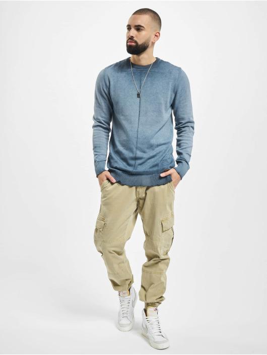 2Y Pullover Bryan blue