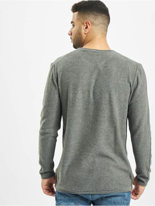2Y Pullover Maple grau