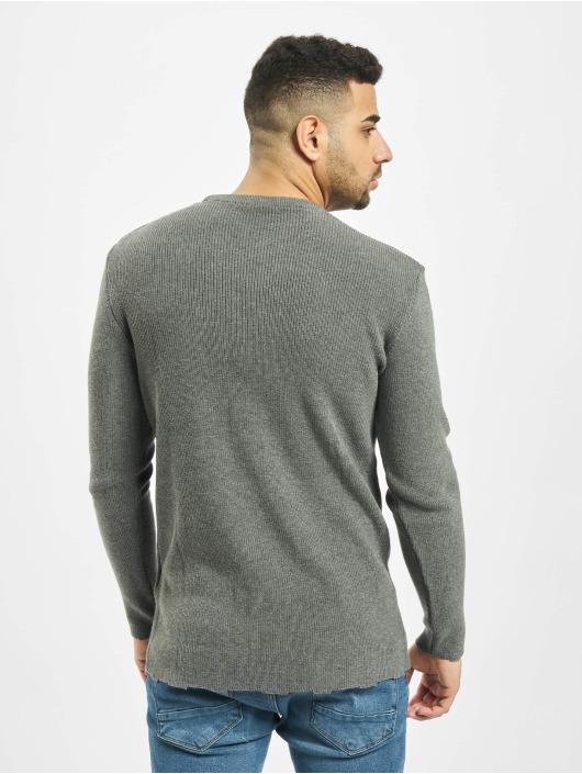 2Y Pullover Moss gray
