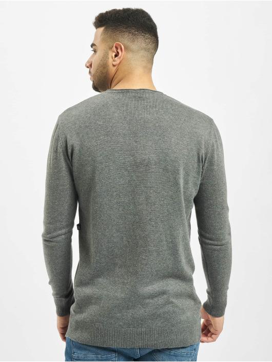 2Y Pullover Hazel grey