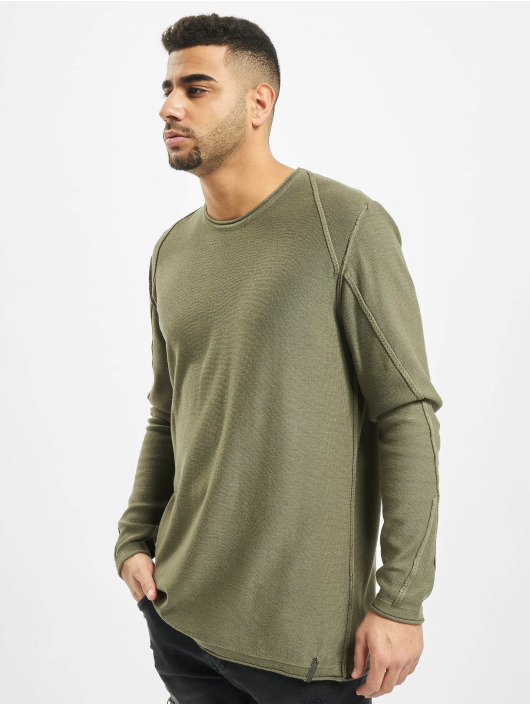 2Y Pullover Maple khaki