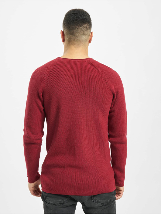 2Y Pullover Thistle red