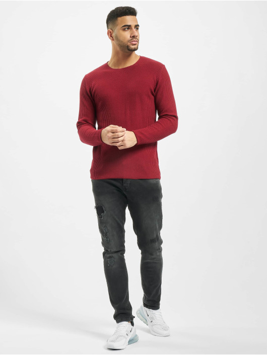 2Y Pullover Tree red