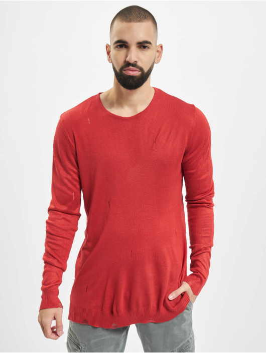 2Y Pullover Rici red