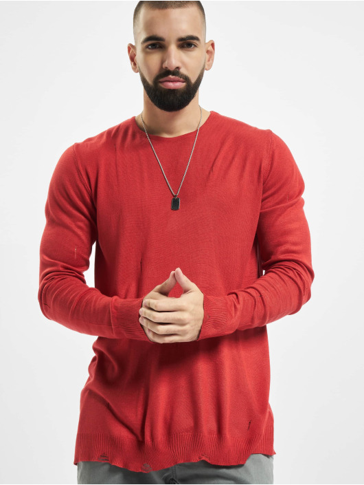 2Y Pullover Rici rot