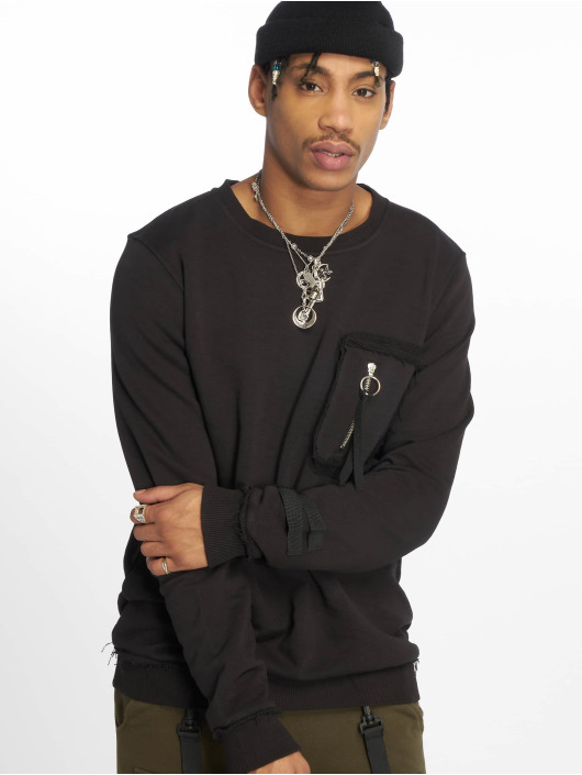 2Y Pullover Murphy schwarz