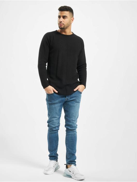 2Y Pullover Birch schwarz