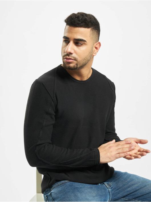 2Y Pullover Maple schwarz