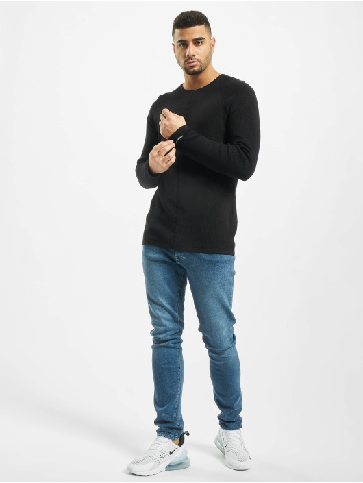 2Y Pullover Thistle schwarz