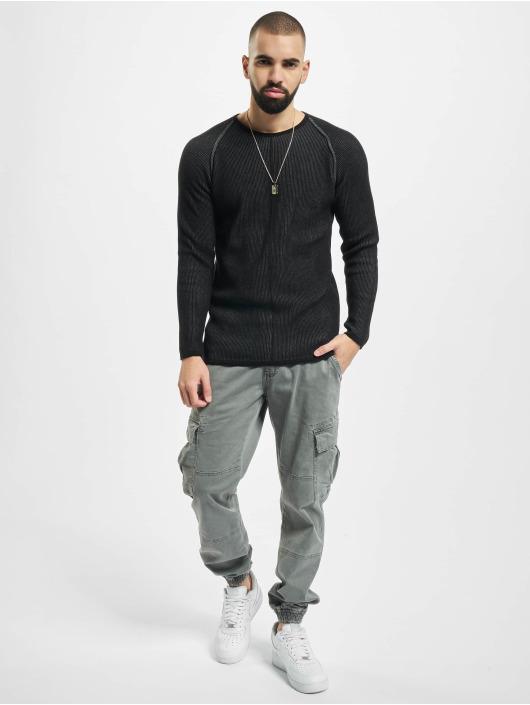 2Y Pullover Kylian schwarz