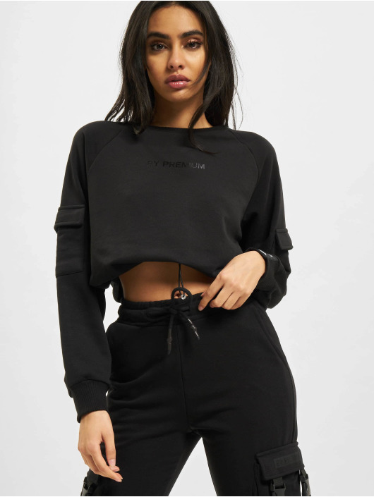 2Y Pullover Zilly schwarz