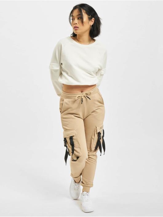 2Y Pullover Zilly weiß