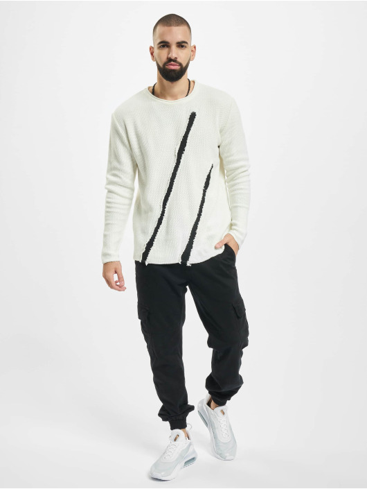 2Y Pullover Julian white