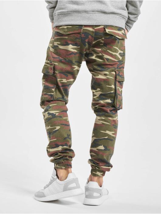 2Y Reisitaskuhousut Robin camouflage