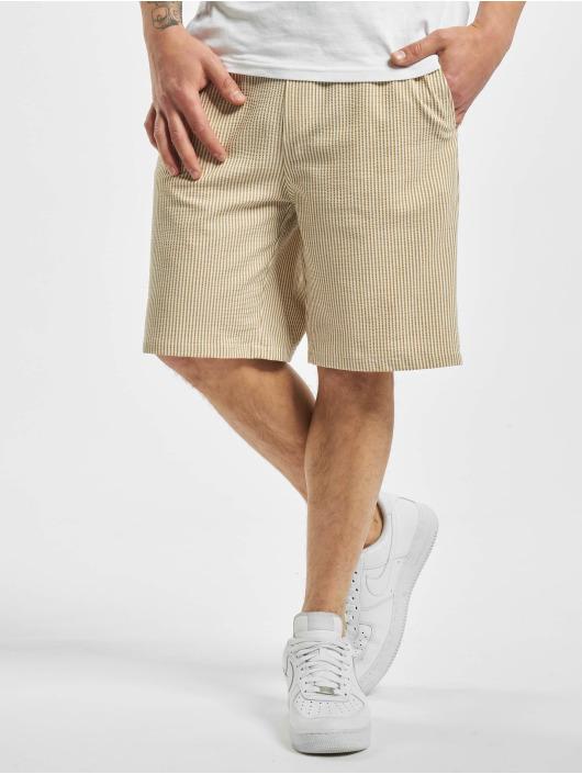 2Y Shorts Striped beige