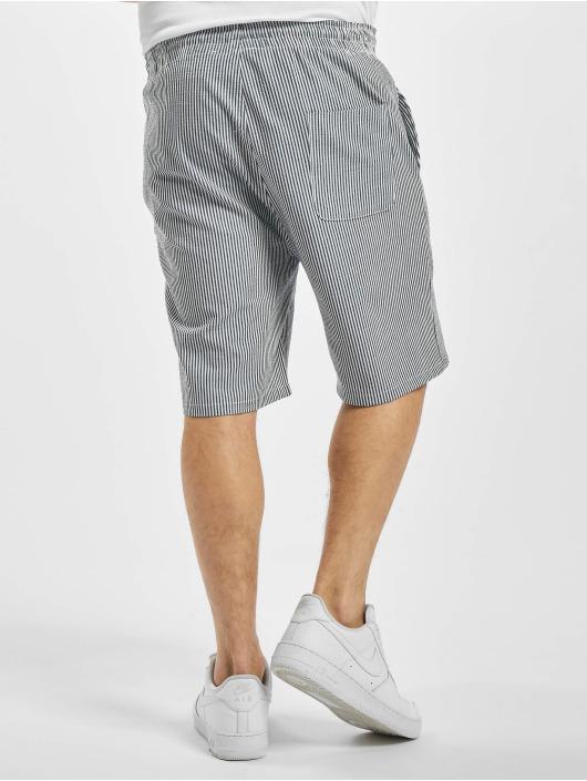 2Y Shorts Striped blå