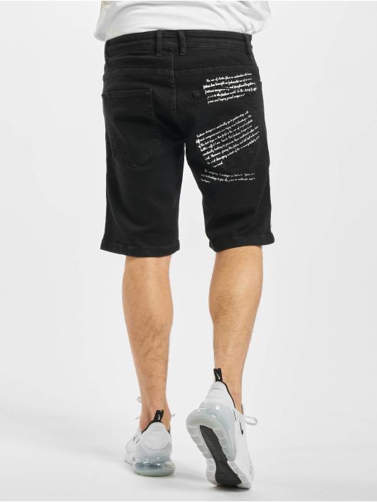 2Y Shorts Kota svart