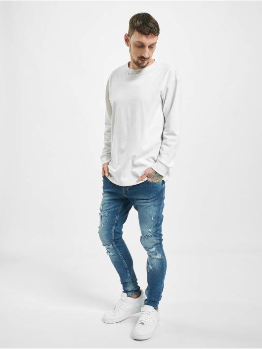 2Y Skinny Jeans Azem blå