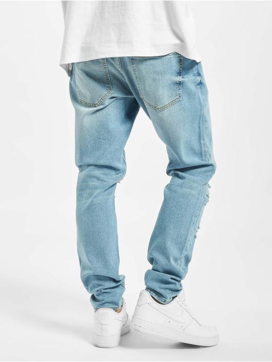 2Y Skinny Jeans Ener blau