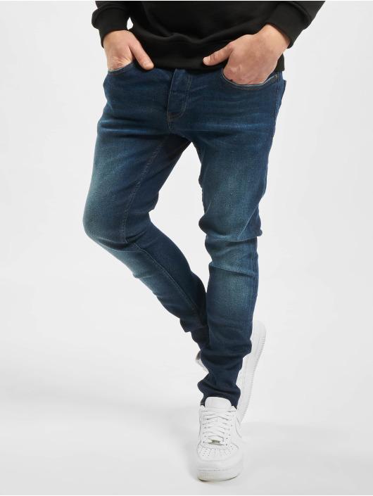 2Y Skinny Jeans Refik blau
